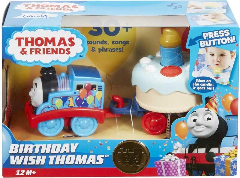 Wholesalers of Thomas & Friends Birthday Wish Thomas toys