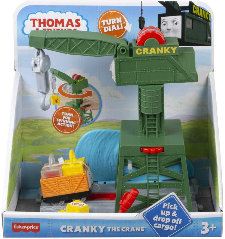 Wholesalers of Thomas & Friends Cranky Crane toys