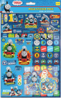 Wholesalers of Thomas & Friends Mega Pack Stickers toys image