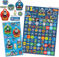 Wholesalers of Thomas & Friends Mega Pack Stickers toys image 2