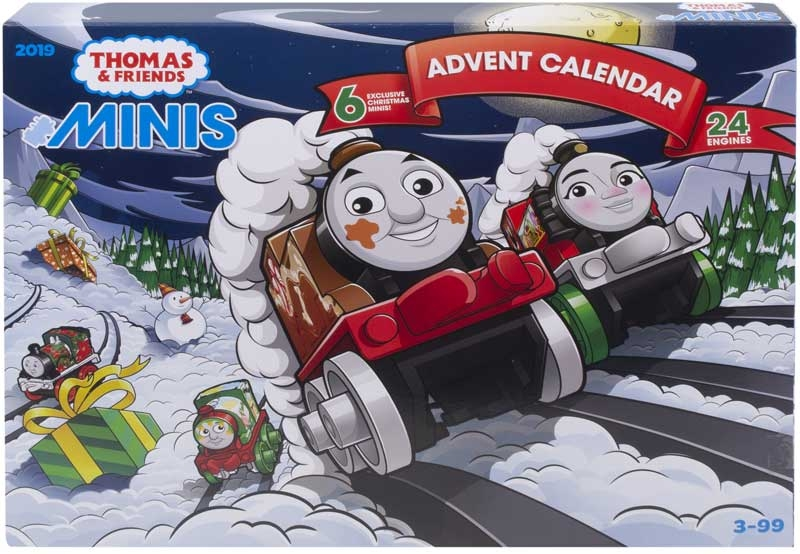 Wholesalers of Thomas & Friends Minis Advent Calendar 2019 toys