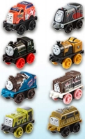 Wholesalers of Thomas & Friends Minis Advent Calendar 2019 toys image 6