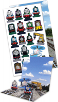 Wholesalers of Thomas & Friends Pop Up Stickers toys image 2