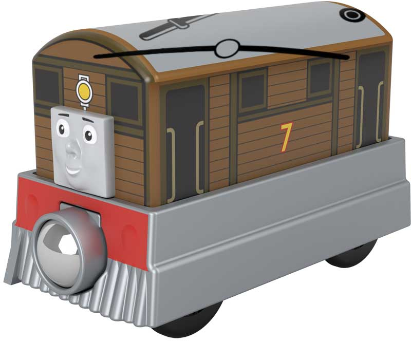 Wholesalers of Thomas Small Wooden - Toby toys