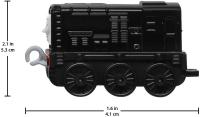 Wholesalers of Thomas & Friends Trackmaster Diesel Tunnel Blast Set toys image 4