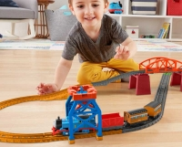 Wholesalers of Thomas & Friends Trackmaster Motorised 3 In 1 Playset toys image 4