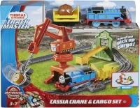 Wholesalers of Thomas & Friends Trackmaster Motorised Cassia Crane Set toys image