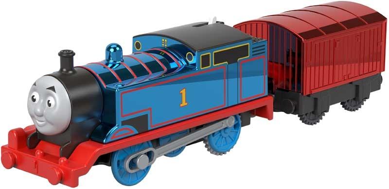 Wholesalers of Thomas & Friends Trackmaster Motorised Celebration Metallic  toys