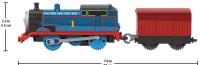 Wholesalers of Thomas & Friends Trackmaster Motorised Celebration Metallic  toys image 2