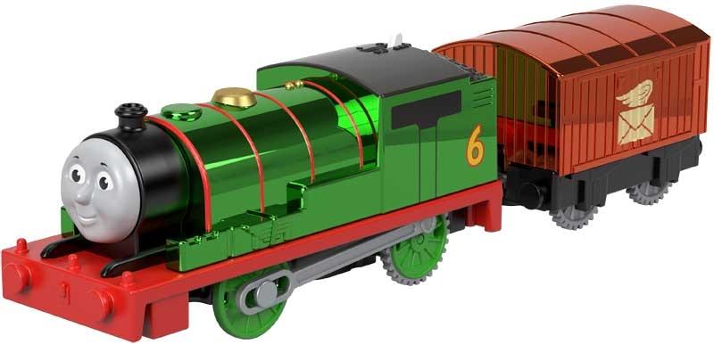 Wholesalers of Thomas Motorised - Metallic Percy toys