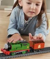 Wholesalers of Thomas Motorised - Metallic Percy toys image 3