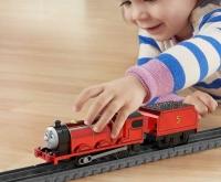 Wholesalers of Thomas Motorised - Metallic James toys image 3