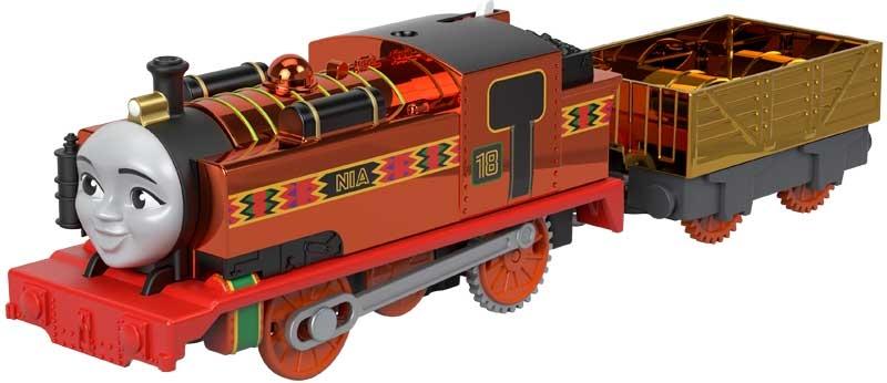 Wholesalers of Thomas Motorised - Metallic Nia toys