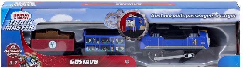 Wholesalers of Thomas & Friends Trackmaster Motorised Engine Gustavo toys
