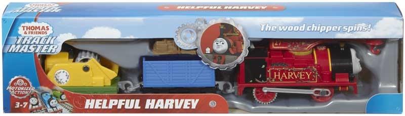 Wholesalers of Thomas Motorised - Helpful Harvey toys