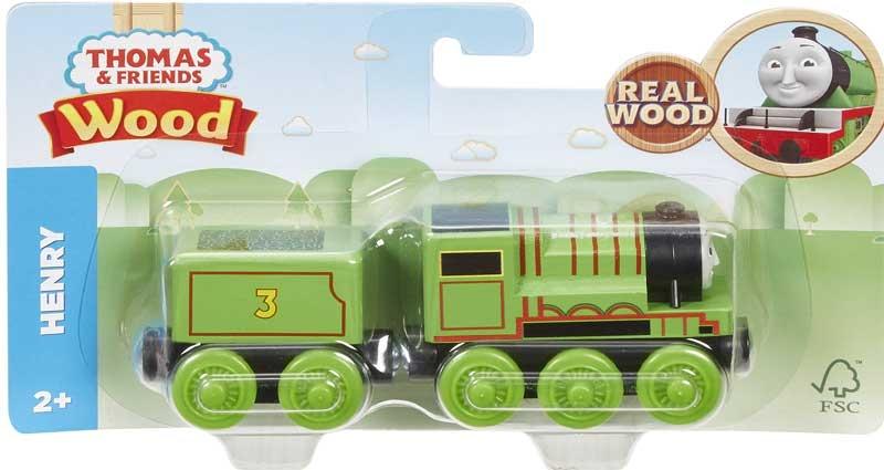 Wholesalers of Thomas Large Wooden - Henry toys