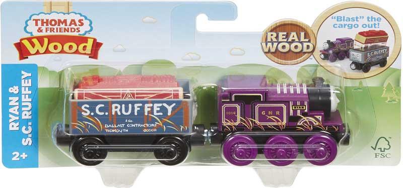 Wholesalers of Thomas Large Wooden - Ryan & S.c.ruffey toys