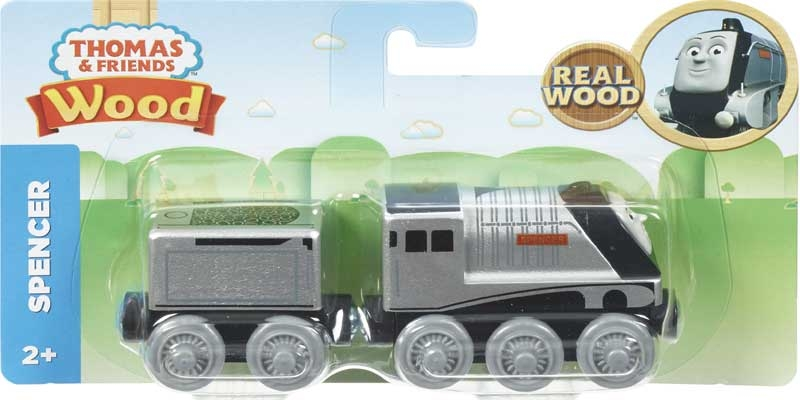 Wholesalers of Thomas & Friends Wood Spencer toys