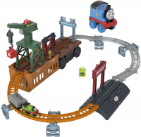 Wholesalers of Thomas And Friends 2-in-1 Transforming Thomas Playset toys image 2