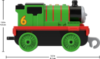 Wholesalers of Thomas And Friends 2-in-1 Transforming Thomas Playset toys image 4