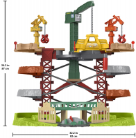 Wholesalers of Thomas And Friends Trains And Cranes Super Tower toys image 2