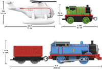 Wholesalers of Thomas And Friends Trains And Cranes Super Tower toys image 3