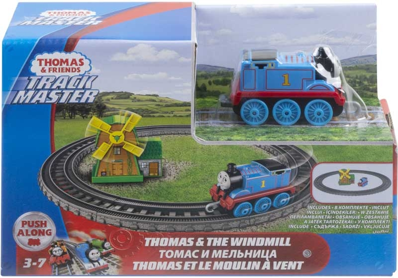 Wholesalers of Thomas And The Windmill Push Along B31 toys