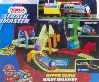 Wholesalers of Thomas Hyper Glow Night Delivery Playset toys image