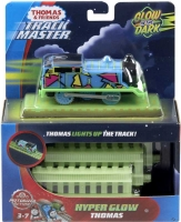 Wholesalers of Thomas Hyper Glow Trackmaster Engine Asst toys image