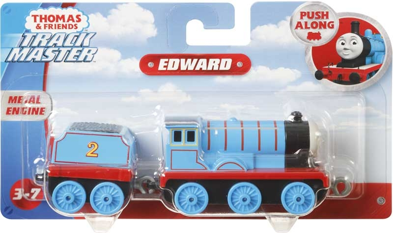 Wholesalers of Thomas Large Push Along Engine - Edward toys