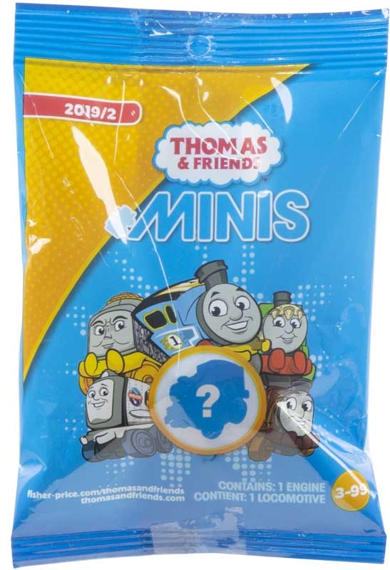 Wholesalers of Thomas Minis Blind Bags Cdu Asst toys