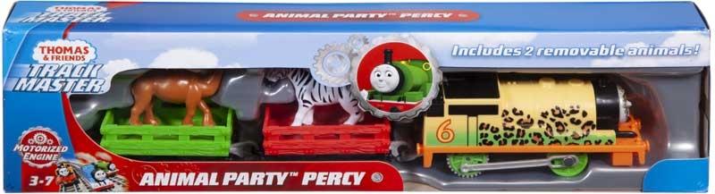 Wholesalers of Thomas Motorised Animal Adventure Percy toys