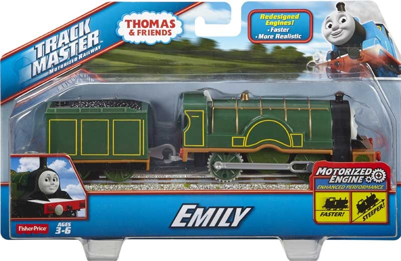 Wholesalers of Thomas Motorised Emily toys