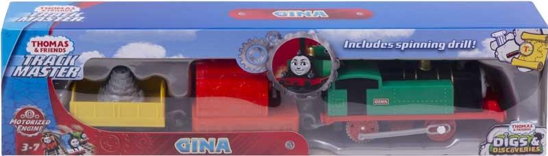 Wholesalers of Thomas Motorised - Gina toys