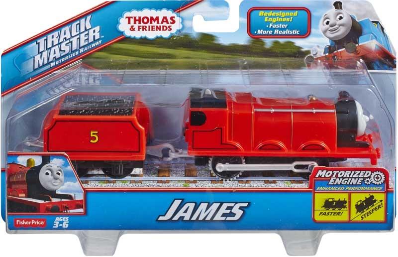 Wholesalers of Thomas Motorised James toys