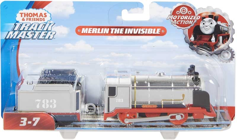 Wholesalers of Thomas Motorised Merlin The Invisible Engine toys