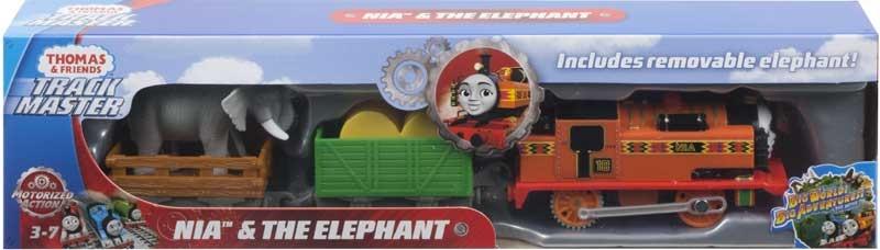 Wholesalers of Thomas Motorised Nia And Elephant toys