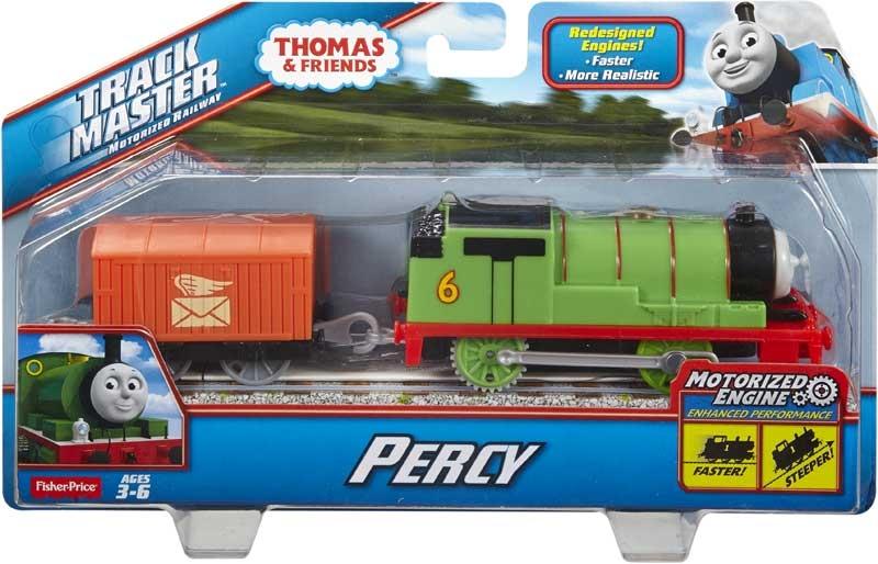 Wholesalers of Thomas Motorised Percy toys