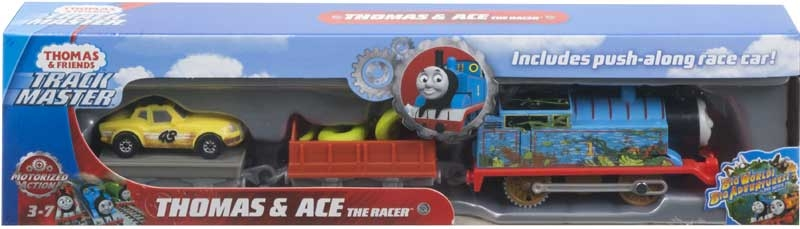 Wholesalers of Thomas Motorised Thomas And Ace The Racer toys