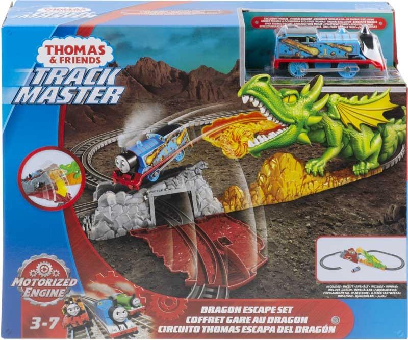 Wholesalers of Thomas Motorized Dragon Set toys