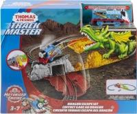 Wholesalers of Thomas Motorized Dragon Set toys image