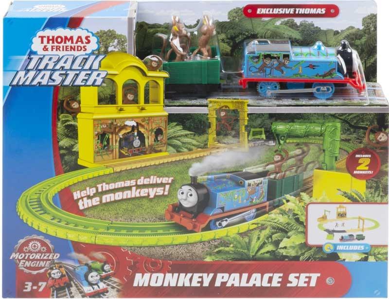 Wholesalers of Thomas Motorized Monkey Palace Set toys