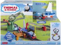 Wholesalers of Thomas Push Along - Bridge Lift Thomas & Skiff Push Along Pl toys image