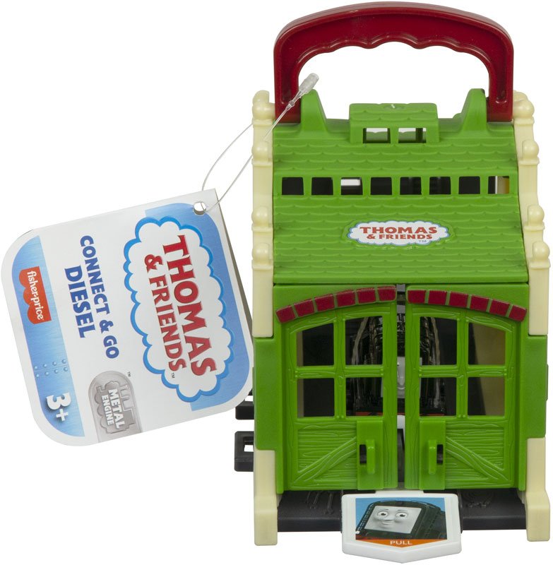 Wholesalers of Thomas - Connect & Go Tidmouth Sheds Asst toys