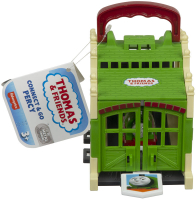 Wholesalers of Thomas - Connect & Go Tidmouth Sheds Asst toys image 3