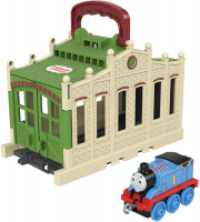 Wholesalers of Thomas - Connect & Go Tidmouth Sheds Asst toys image 4
