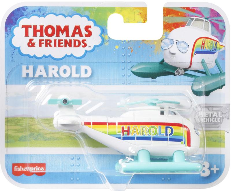 Wholesalers of Thomas Small Push Along - Rainbow Harold toys