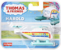 Wholesalers of Thomas Small Push Along - Rainbow Harold toys image
