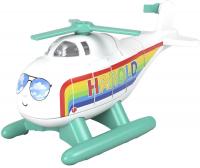 Wholesalers of Thomas Small Push Along - Rainbow Harold toys image 2