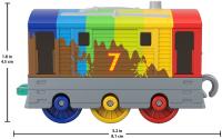 Wholesalers of Thomas Small Push Along - Rainbow Toby toys image 3